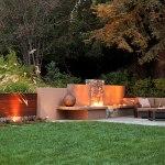 25 stylish fire pits